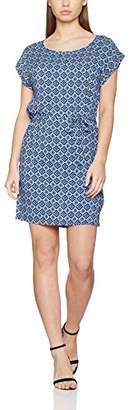 Best Mountain Women's RBS1726F Casual Dress,(Manufacturer Size: M)