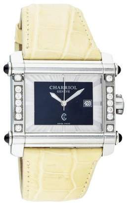 Charriol Diamond Actor Watch