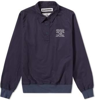 Neighborhood Pullover Slub Shirt