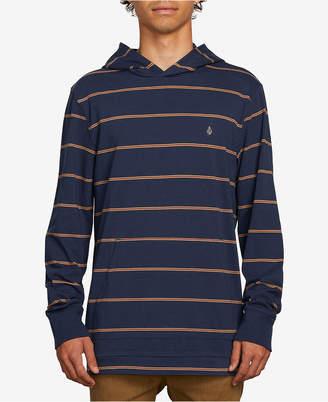 Volcom Men Joben Long-Sleeve Hooded Shirt