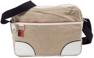 Christian Dior Beige Cloth Bag