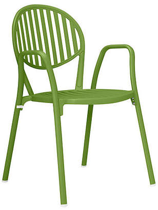 Janus et Cie Olympia Armchair - Olive Green