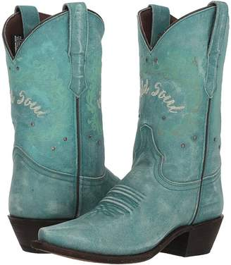 Laredo Riled Up Cowboy Boots