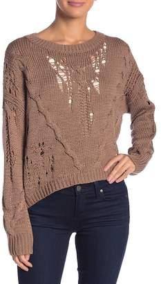 360 Cashmere Ethel Knit Sweater