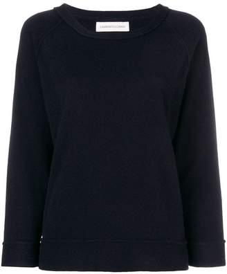 Lamberto Losani round neck sweater