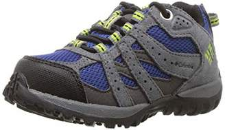 Columbia Boys' Childrens Redmond Waterproof Hiking Shoe
