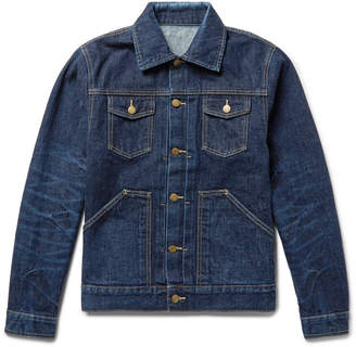 The Workers Club - Selvedge Denim Jacket