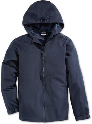 Nautica Boys' Hooded Packable Jacket $49 thestylecure.com