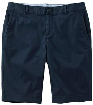 L.L. Bean L.L.Bean Washed Chino Bermuda Shorts