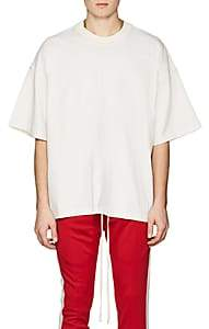 Fear Of God Men's Inside-Out Cotton T-Shirt-White