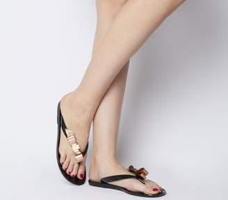 00648ab7b15e Ted Baker Rose Gold Flip Flops - ShopStyle UK