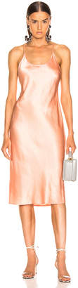 Alexander Wang Wash & Go Woven Dress in Papaya | FWRD