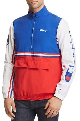 Champion Reverse Weave Half-Zip Pullover Windbreaker Jacket