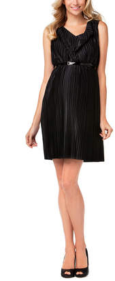 Rosie Pope Maternity Eve Cowlneck Dress