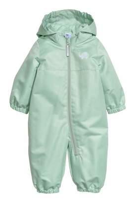 H&M Padded Overall - Light green - Kids