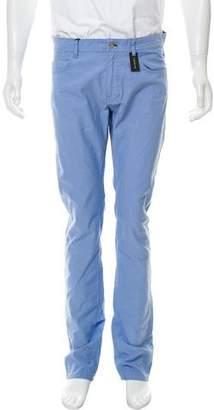 Massimo Dutti Corduroy Flat Front Pants w/ Tags