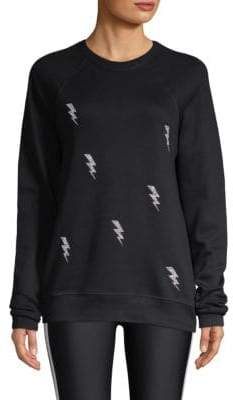 Swarovski Ultracor Bolt Nero Sweatshirt