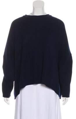 eskandar Cashmere Crew Neck Sweater Cashmere Crew Neck Sweater