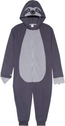 Tucker + Tate Sloth Hooded One-Piece Pajamas