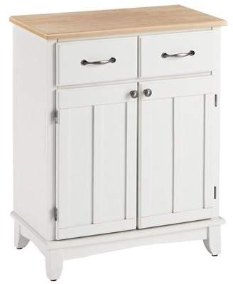 Home Styles Buffet of Buffets with Wood Top