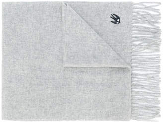 McQ Swallow patch scarf