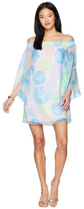 Lilly Pulitzer Abi Silk Dress Women's Dress