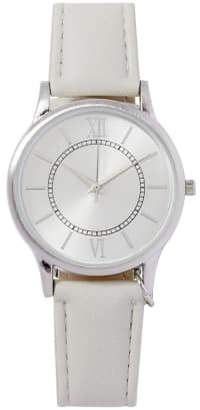Penningtons Faux Leather Watch with Tassel