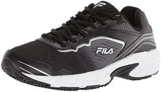 Fila Women's Runtronic Slip Resistant Running Shoe Food Service
