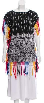 Sensi Studio Printed Sleeveless Top