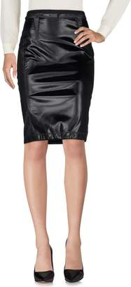 Paco Rabanne Knee length skirts