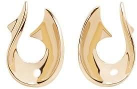 Violeta BY MANGO Metal earrings