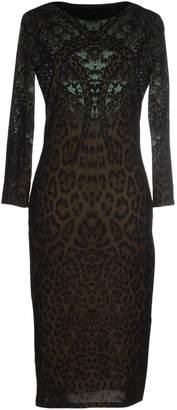 Roberto Cavalli Knee-length dresses - Item 34620606