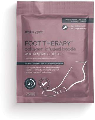 Next Womens Beauty Pro Foot Therapy Collagen Infused Bootie