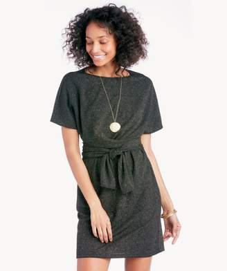 Sole Society Tie Wrap Front Mini Dress