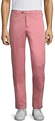 Kiton Men's Classic Slim-Fit Pants