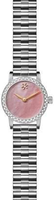 Shinola Gomelsky by Women's Agnes Varis Diamond Bracelet Watch, 20mm - 0.25 ctw
