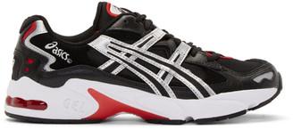 Asics Black and Silver Gel-Kayano 5 OG Sneakers