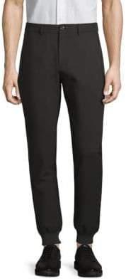 Tuxedo Striped Jogger Pants