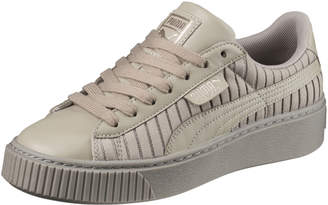 Basket Platform En Pointe Women's Sneakers