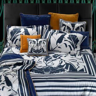Roberto Cavalli Foglie Kaft Bed Set