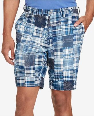 Polo Ralph Lauren Men's Classic-Fit Madras Shorts $125 thestylecure.com