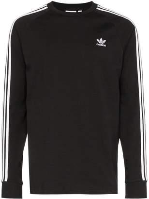 adidas 3-stripe sweatshirt