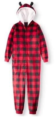 Buffalo David Bitton Family PJs Holiday Family Sleep Plaid Union Suit Pajama (Girls and Boys)