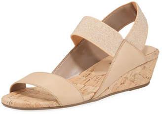 Donald J Pliner Elsie Slingback Demi-Wedge Sandals
