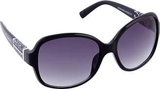 Rocawear Women's R3200 OX Oval Sunglasses