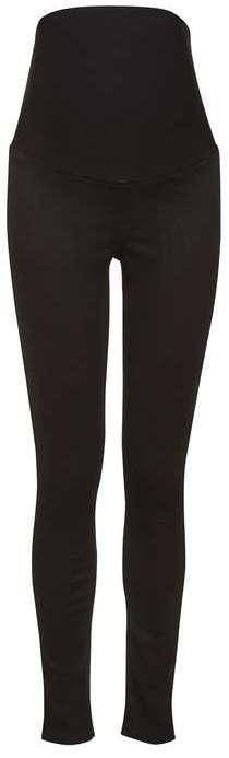 TopshopTopshop Maternity black joni jeans