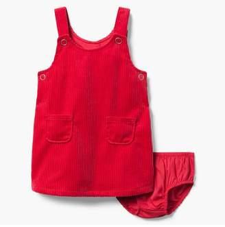 Gymboree Corduroy Overall Dress