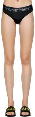 Calvin Klein Underwear Logo Band Stretch Thong