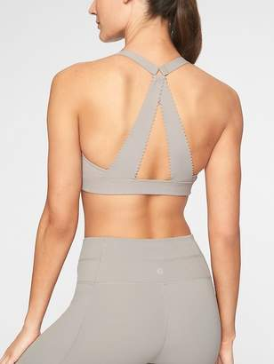 fac0f56db9211 Athleta Gray Sports Bras   Underwear on Sale - ShopStyle