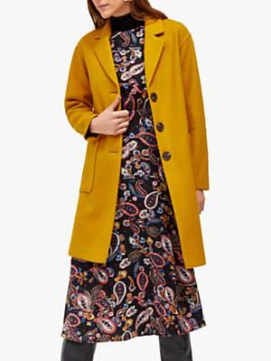 Warehouse Knit Back Coat